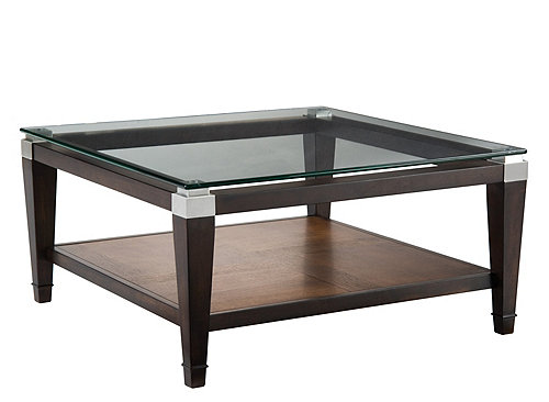 Dunhill Glass Coffee Table Coffee Tables Raymour And Flanigan Furniture