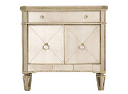 Jane Mirrored Accent Chest