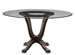 "Taylor 54"" Glass Dining Table"