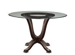 "Taylor 48"" Glass Dining Table"