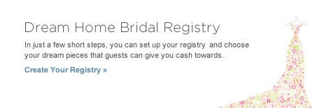 Dream Home Bridal Registry
