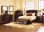 Rodea 4-pc. King Platform-Look Bedroom Set