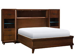 Vista King Platform-Look Wall Bed