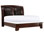 Rodea Queen Platform-Look Bed