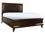 Vista Queen Platform-Look Bed