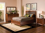 Vista 4-pc. King Platform-Look Bedroom Set