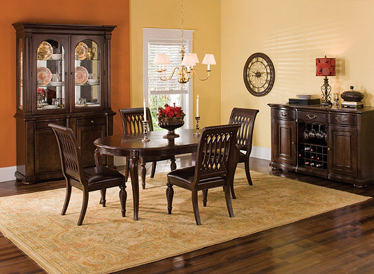 Belmont Dining Room Furniture Collection