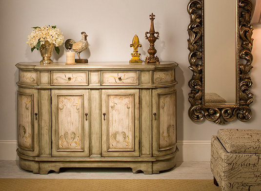 Home Accents Curio Cabinets Vanities And More Raymour