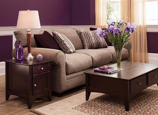 Fallon Chenille Living Room Collection