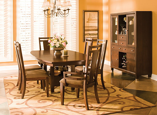 Northern Lights Dining Room Furniture Collection