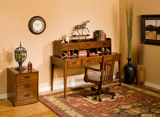 Danforth Home Office Furniture Collection