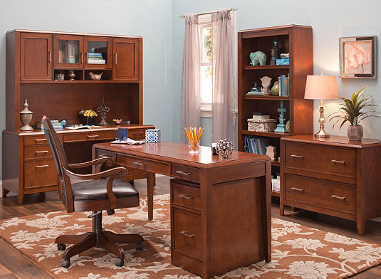Home Office Furniture Sets Desks Chairs Cabinets Bookcases Credenzas Raymour And