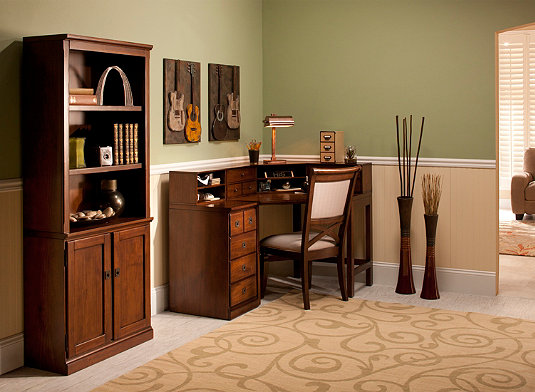 Carlton II Home Office Furniture Collection