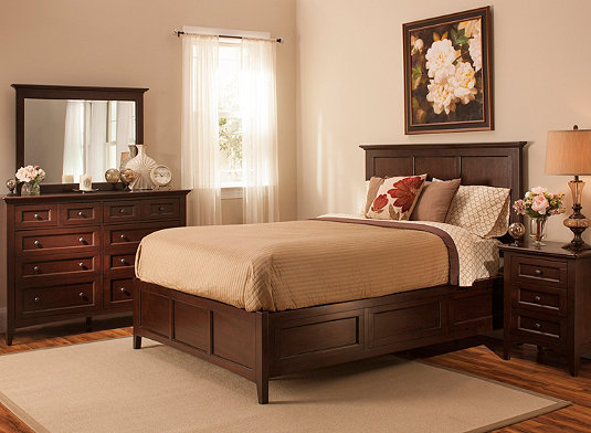 Keystone Bedroom Set