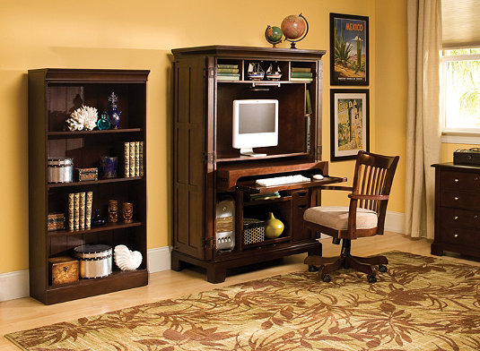 Urban Crossings Home Office Furniture Collection