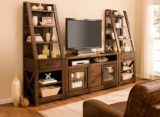 Windridge Home Entertainment Furniture Collection