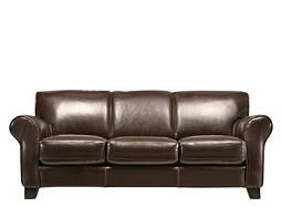 Bellini Leather Sofa