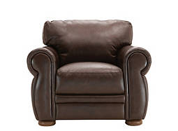 Marsala Leather Chair
