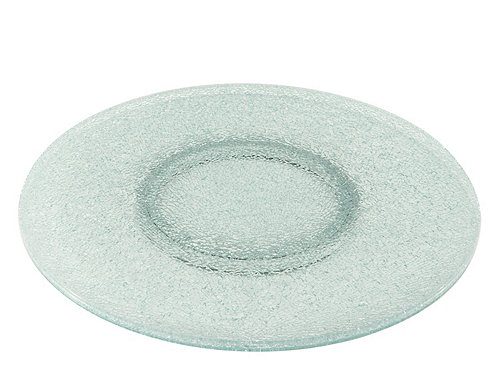Cracked Glass Lazy Susan Dining Accessories Raymour