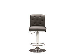 Flo Adjustable-Height Swivel Counter Stool