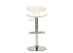 Haley Adjustable-Height Swivel Counter Stool
