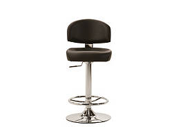 Colleen Adjustable-Height Swivel Counter Stool