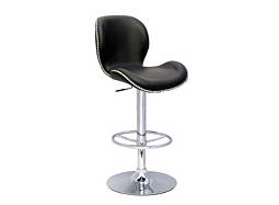 Ben Adjustable-Height Swivel Bar Stool