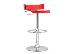 Marissa Adjustable-Height Swivel Bar Stool