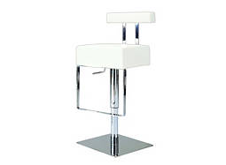 Amanda Adjustable-Height Swivel Bar Stool