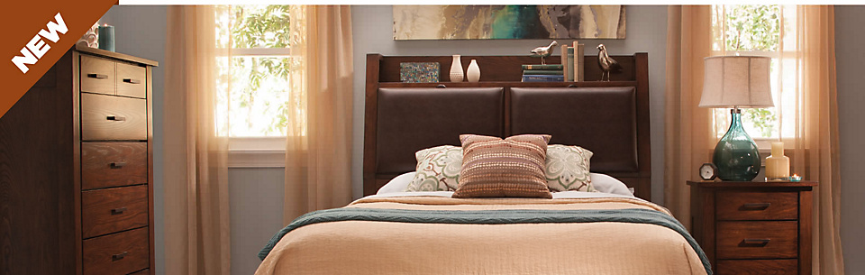 Windridge Bedroom Collection