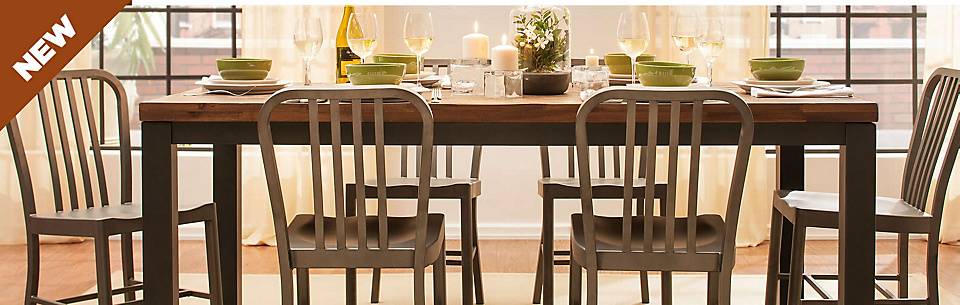 Trevelin Dining Room Collection