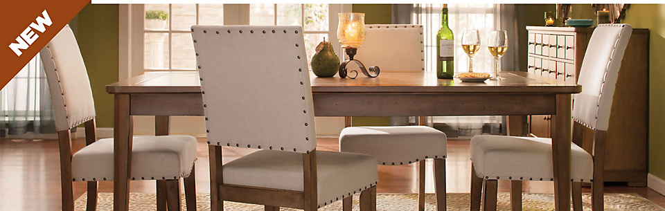 Gray Street Dining Room Collection