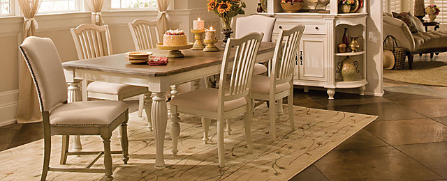 Fair Harbour Casual Dining Collection Design Tips