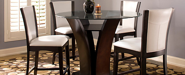 Venice Contemporary Dining Collection Design Tips
