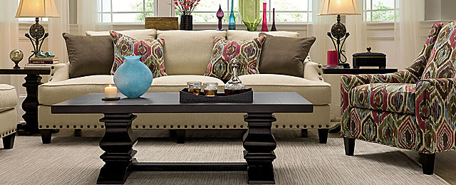 leander transitional living room collection design tips ideas - Transitional Living Rooms