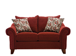 Molly Chenille Loveseat