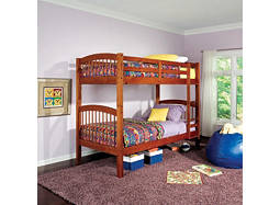 Ethan Twin-Over-Twin Bunk Bed
