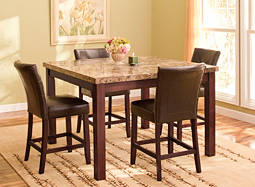 Bedford 5-pc. Counter-Height Dining Set
