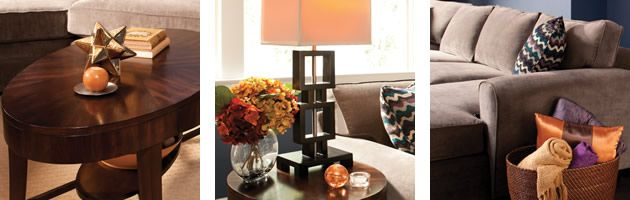 Color Story – Decorating With Gold
