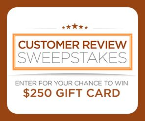 Product Review Sweepstakes