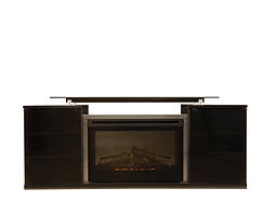 "Marana 76"" TV Console w/ 33"" Electric Fireplace"