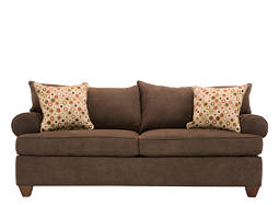 Vegas Microfiber Queen Sleeper Sofa