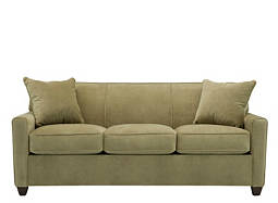 Parker Microfiber Queen Sleeper Sofa