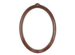 Regency Oval Mirror