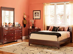 Shadow 4-pc. Low-Profile Queen Bedroom Set