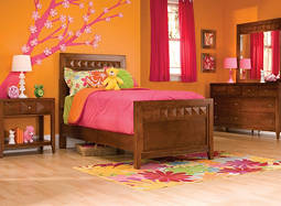 Shadow 4-pc. Twin Bedroom Set
