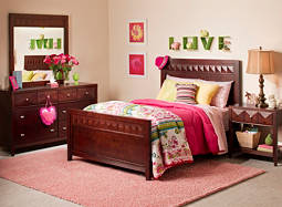 Shadow 4-pc. Full Bedroom Set