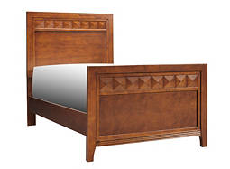 Shadow Twin Bed
