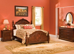 Regency 4-pc. Queen Bedroom Set