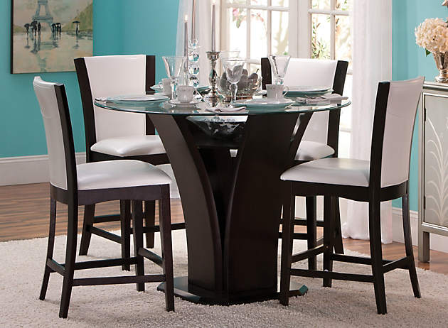 glamorous dining room raymour and flanigan furniture design center